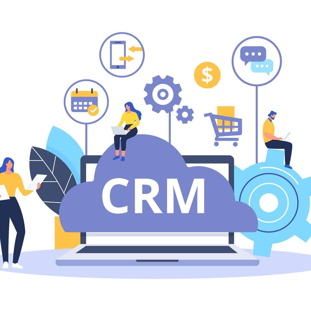 eSparse CRM software
